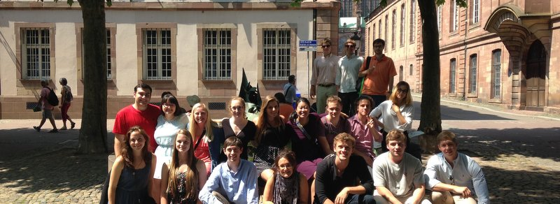 German Students Study Abroad