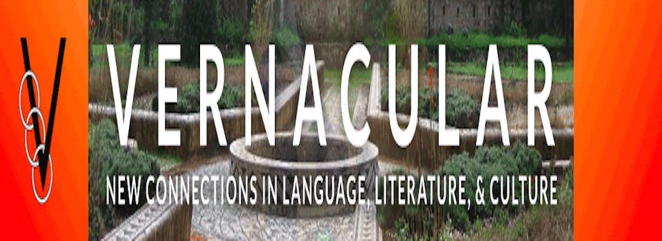 Vernacular Publishes New Issue