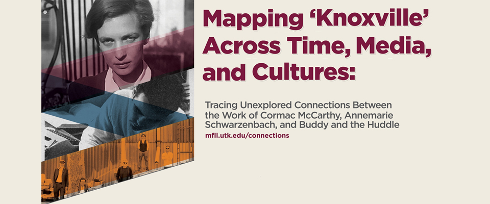 Mapping Knoxville across Time, Media and Cultures