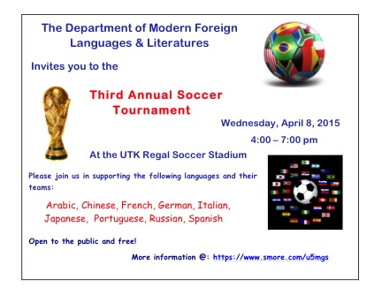 The MFLL Soccer Tournament