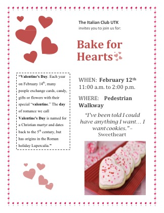bake for hearts