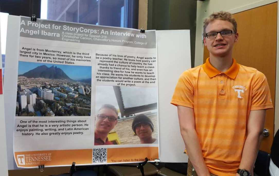 Story Corps® Interviews