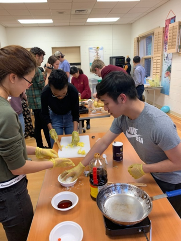 Chinese Chopped Competition