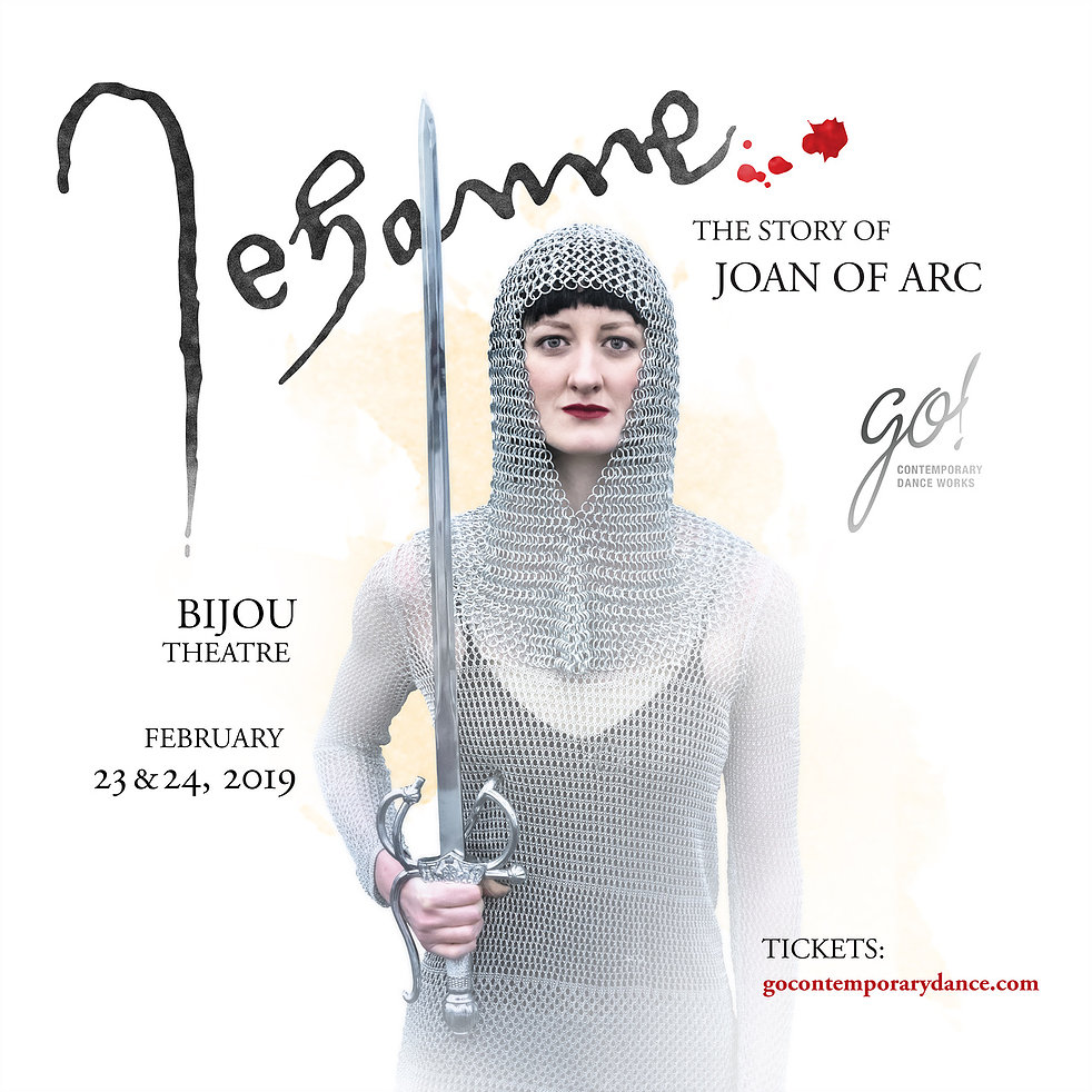 Jehanne The Story of Joan of Arc