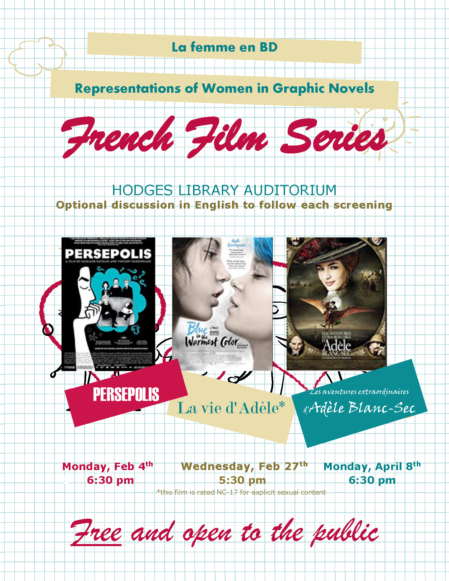 French Film Series
