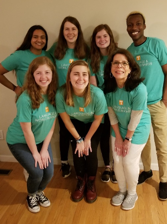 LWBSA Officers for Spring 2020